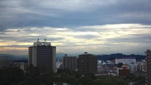 【微速度撮影】2015 宇都宮市 HD タイムラプス【試作版1】